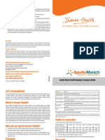 Insure Health Brochure