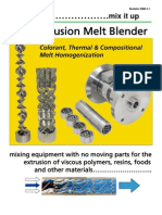 PDF 04 0 Extrusion Static Mixer Technical Bulletin