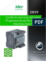 "01-Cartilla de ejercicios del curso ""Programación de PLCs Básico (Machine Expert Basic)"