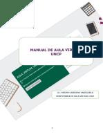Manual de Aula Virtual