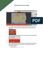 GENERAR ARCHIVO PDF EN FRITZING
