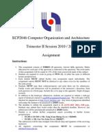 ECP2046 Assignment