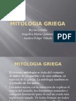 MITOLOGIA GRIEGA Expocision.