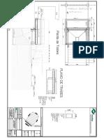 Escalera Edificio E- Cimentacion 1 - trabes