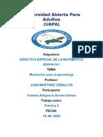 TAREA5 DE DIDACTICA DE MATEMATICA YESENIA