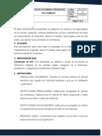 PROCEDIMIENTO PARA LA IDENTIFICACION DE REQUISITOS LEGALES DEL SG SST CSS