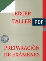 PPT - Tercer Taller