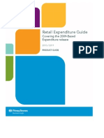 Retail Expenditure Guide 2010-11