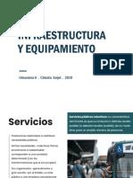 Clase Infraestructura y Equipamiento