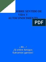 TALLER SOBRE SENTIDO DE VIDA Y AUTOCONOCIMIENTO (SEÑORAS).ppt