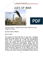 The Wages of War by David Arthur Walters