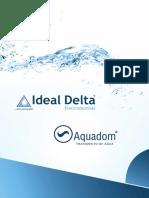 ideal delta - catalogo aquadom Com Preços.pdf