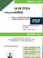 ENCUENTRO 2. EJE 1. ETICA PROFESIONAL-1