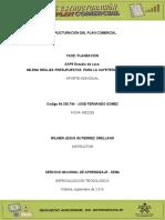 Estudio de caso Cafetería Vallecitos - Actividad de aprendizaje 9