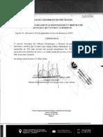 Fallo Sancionatorio proceso 2017-031