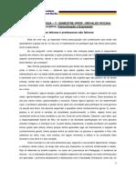COMUNICAÇÃO E EXPRESSÃO 2020 - EaD