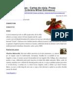 Librariaeminescu.ro-jorge Luis Borges Cartea de Nisip Proza Completa VolII Libr259ria Mihai Eminescu-716504