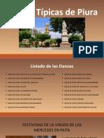 DANZAS DE PIURA