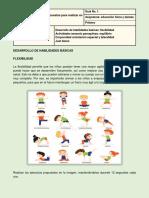Guía actividades educación física y danzas grado primero (2)