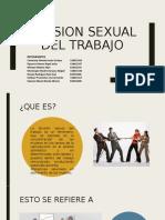 DIVISION SEXUAL DEL TRABAJO