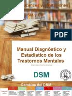 Presentación  Dsm y Cie Evaluacion General