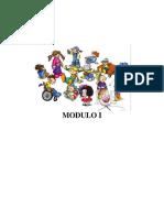 modulo I Educacion Inclusiva