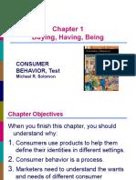 MATERI 1 Consumer Behavior