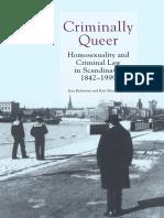 Criminally Queer