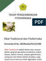 MATERI TAHAP PENGEMBANGAN FITOFARMAKA.pptx