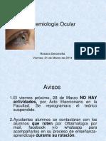 Clase Semiologia Ocular