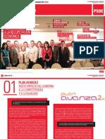 PSOE INNOVATEC Boletin Informativo N1 2010 DICIEMBRE