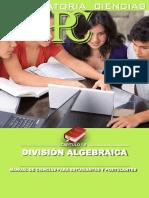 CLASE-06-DIVISION-ALGEBRAICA