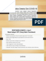 YUTRILIA (NS1914901070) Hasil analisis Deteksi Dini COVID-19