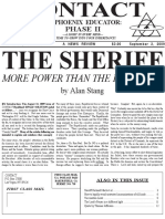 09-02-09 - The Sheriff Has More Power Than the President
