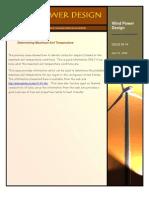 Wind Power W-14
