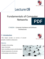 Lecture 09_Fundamentals of Computer Network