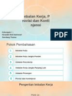 PPT Kelompok 1 - Imbalan kerja, Provisi dan Kontinjensi