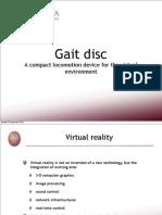 Gait Disc Presentation