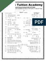 9th Math Test SeriesNTA-1.pdf