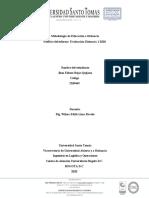 EVALUACIÓN A DISTANCIA 20201 -METODOLOGIA DE EDUCACIÓN A DISTANCIA