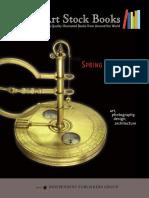Art Stock Books Spring 2011 Catalog