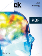 Check August Unit 552 Neurology