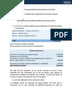 Supuestos de Instrumentos Financieros