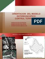 CAPITULO  10  ( ORIENTACION DEL MODELO,CONTROL TERRESTRE, AEROTRIANGULACION.pdf
