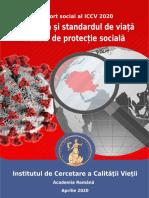 Pandemia şi standardul de viaţă. Politici de protecţie socială