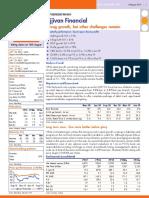 Ujjivan Financial 1QFY20 result update - 190808 - Antique Research