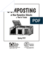 Composting in New Hampshire Schools