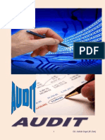 13 Audit Notes for CA Final by CA Ashish Goyal