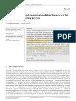 4 Finite element–based numerical modeling framework