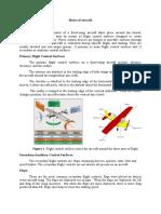Aircraft Instrumentation notes 1st unit